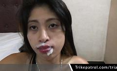 Asian Young Filipina Girl Got A Facial