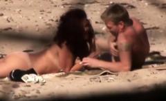 Voyeur Spying Nudists Sex On The Beach Voyeur