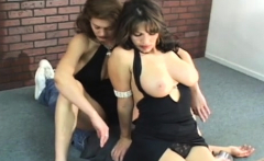 Overwhelming beautiful girlie bows down for sex