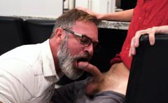 FamilyDick - Skinny Twink Rides His Stepdad Raw