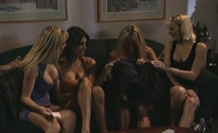 Shay Sights knows how to organize a sexy foursome