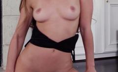 Petite Melissa Lori loves teasing in her sexy Lingerie
