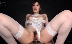 Real amateur girlfriend pussy toying in homemade pov action
