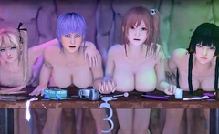 3d Anime Bitches Gets A Nice Pounding From Behind