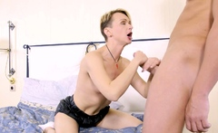 MATURE4K. Bed must be tested first so mature woman